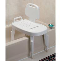 Ableware 727142501 Bath Safe Adjustable Transfer Bench