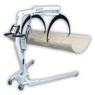 Detecto 0046 C247 08 Weighmobile Stretcher for High-Capacity Scale