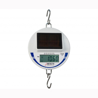 Detecto SCS30 Legal for Trade Solar Hanging Scale-30 lb/15 kg Capacity