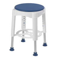 Drive Medical RTL12061M Bathroom Safety Swivel Seat Shower Stool