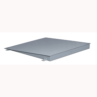 "Brecknell DSB 48"" x 48"" Ramp End 5000/10000 lb Scales"